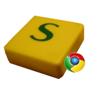 Speed Scrabble Google Chrome Extension